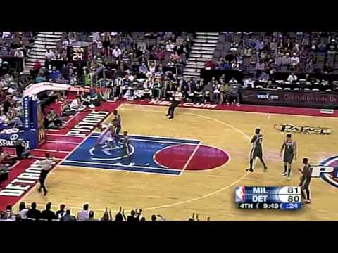 Milwaukee Bucks vs. Detroit Pistons 110-115 over time HIGHLIGHTS
