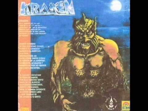 Kraken - Todo Hombre Es Una Historia