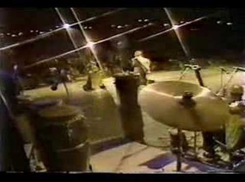 Sun Ra Arkestra - Chicago 1981 part 1