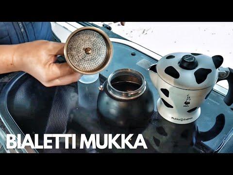 Cappuccino - Espresso + Kaffee im Wohnmobil - Die Bialetti Mukka