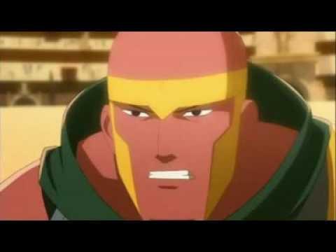 Гладиаторы сражаються с Кроносами (Планета Халка 2010)