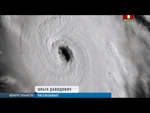 Разрушительный ураган «Ирма». Вокруг планеты