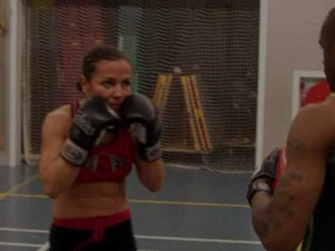 thai pads training Jenny Gaidoukevitch Image 1