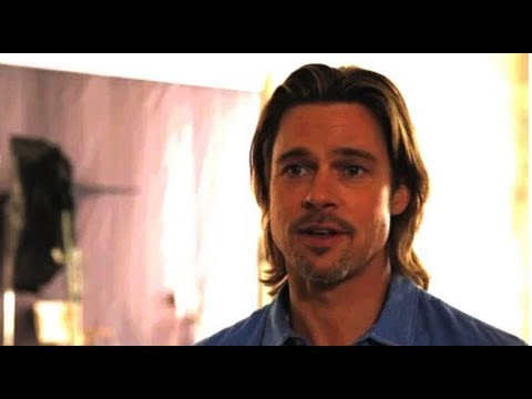 Why Brad Pitt Doesn't Show His Films to His Kids