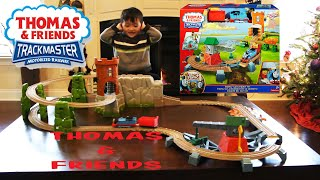Thomas & Friends Trackmaster Castle Quest Set Unboxing