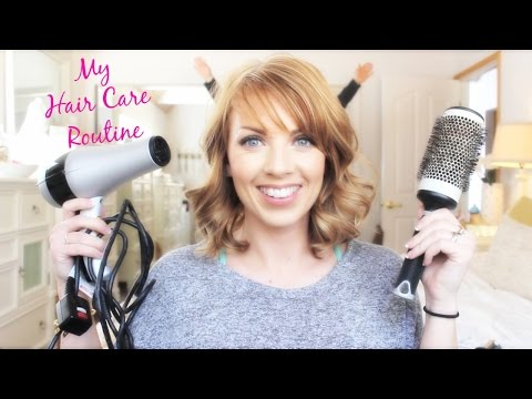 ❤ My Hair Care Routine ❤