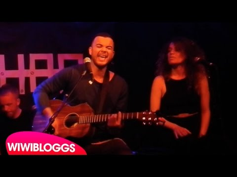Live: Guy Sebastian - Tonight Again + Killing Me Softly @ Uhørt Oslo Acoustic Jam Session