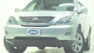 2003 Toyota Harrier 240GL Package (Sold out on Feb. 28, 2014)