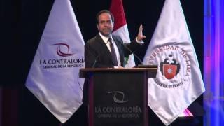 Ramiro Mendoza Zúñiga (Chile) - Control Fiscal y Gobernanza - IV CAAI 2013