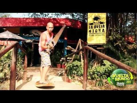 Surf con tiburones en Costa Rica