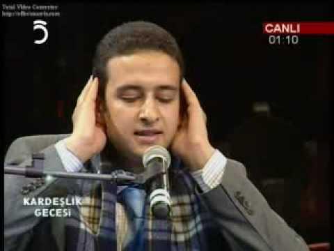 قناة نواعير / محمد علي الديب - تلاوة  من سورة المائدة