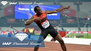 "Download Lagu Usain Bolt ""Remember Me Like Muhammad Ali"" - IAAF Diamond League Gratis STAFABAND"