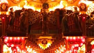 """Bobadilla"" 98-key A&R Marenghi Fairground Organ - Dorset Steam Fair 2017"