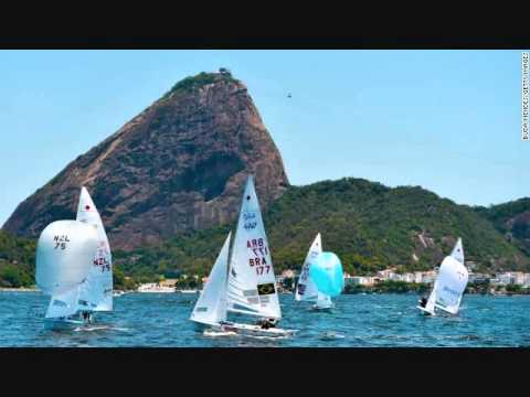 Rio de Janeiro 'super-bug' discovered in Olympic sailing waters