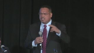 Ellison On Farrakhan: 'The Mistake Is In My Past'