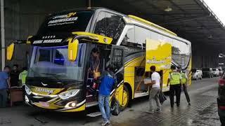 Fresh Bus Zaffinatrans KING MAGESH Rilis