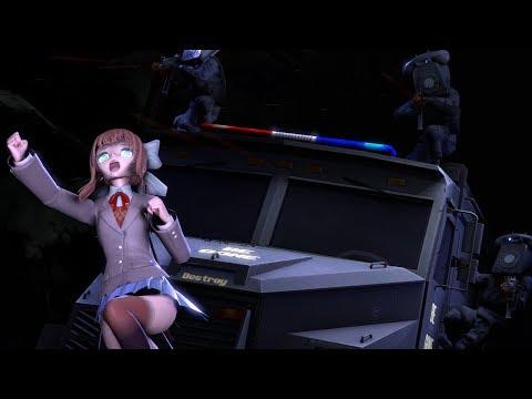 [SFM Doki Doki] THOT Patrol (Flashing Lights)