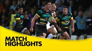 Northampton Saints v Exeter Chiefs - Aviva Premiership Rugby 2016-17