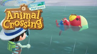 Summer Diving - Animal Crossing: New Horizons Part 33