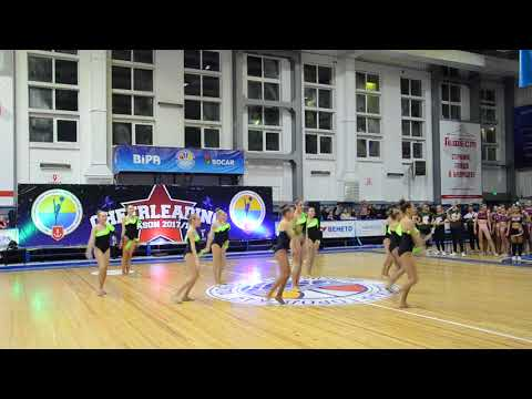Spirit Elite Junior Team 1 место КО2017