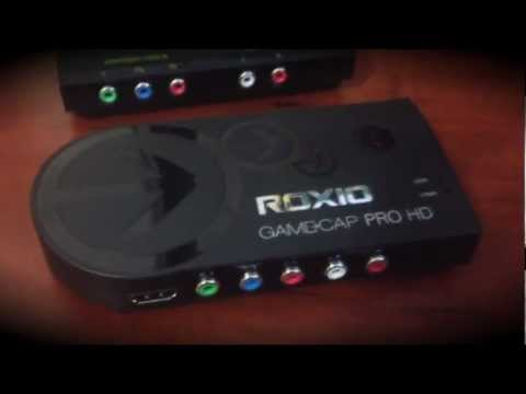 @Roxio Game Capture HD PRO SETUP VIDEO! (Setting Up and Installation)