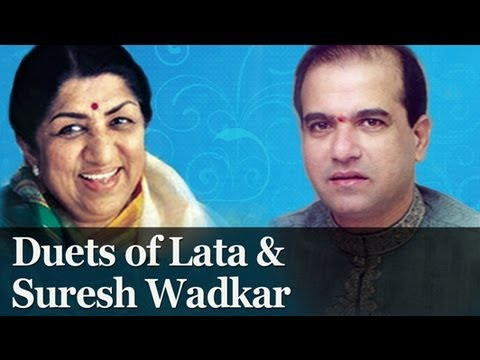 Lata Mangeshkar & Suresh Wadkar Duets - Top 10 Lata & Suresh Wadkar Songs video