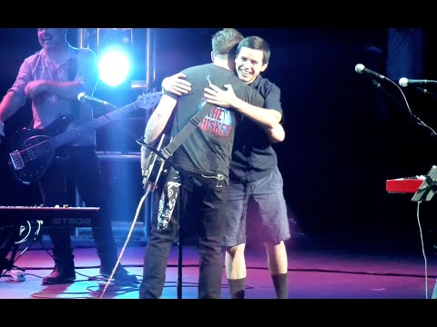 Crush (HD) - David Archuleta and David Cook - Sandy, UT 7/26/14