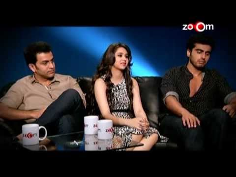 zoOming in with Omar  Arjun Kapoor, Sasha Agha & Prithviraj talk about 'Aurangzeb'