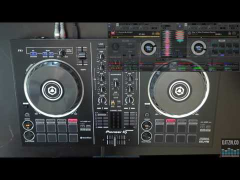 Pioneer DJ DDJ-RB Controlador Para Rekordbox DJ Video Revisión