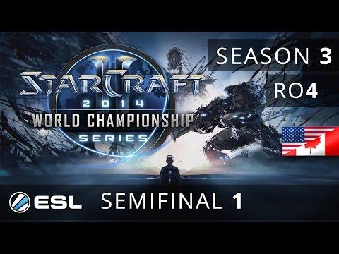 Heart vs. HyuN - (TvZ) - Semifinal - WCS America 2014 Season 3 - StarCraft 2