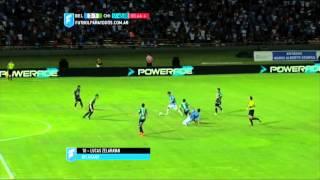Gol de Zelarayán. Belgrano 3
