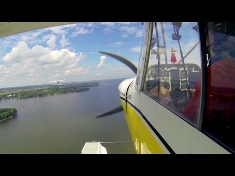 GoPro: Don's Aviat Husky Seaplane