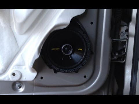 How To Install Replace Door Panel Silverado Sierra Avalanche Yukon Tahoe Suburban 07 11 1aauto