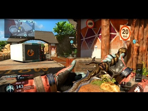 NEW KNIFE IN BLACK OPS 3