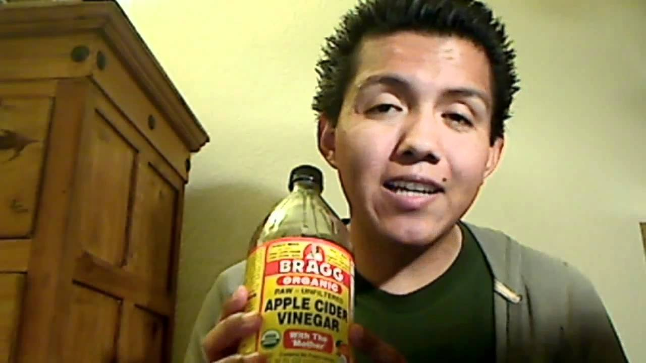 Apple Cider Vinegar Before And After Acne Bragg Apple Cider Vinegar Side