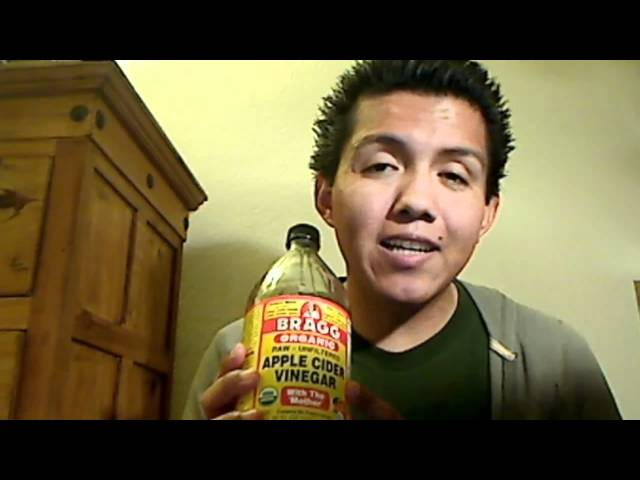 Bragg Apple Cider Vinegar Side Effects And Adult Acne... What Are They?
