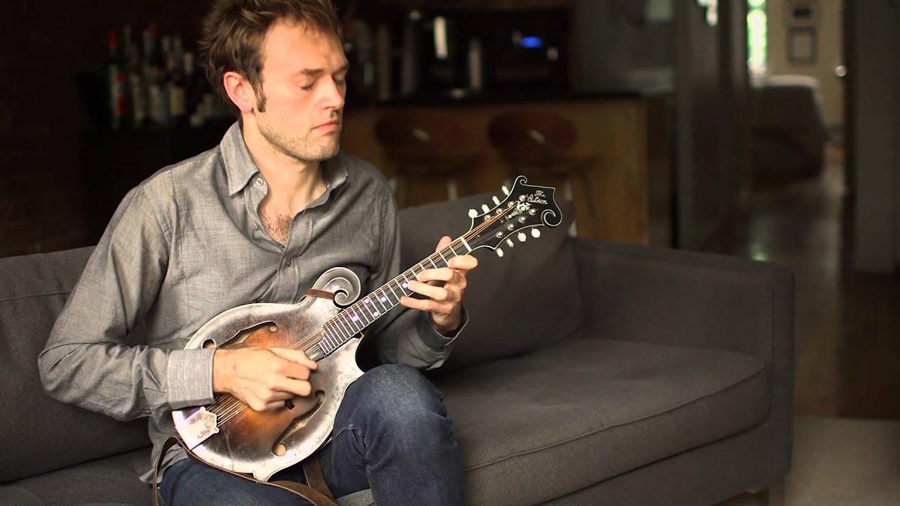 Chris Thile Bach Sonata No 1 In G Minor Bwv 1001