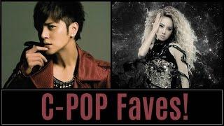 My Top 40 Favorite C-POP/Mando-POP Songs Ever!