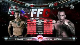 Final Fight Championship 8: Primož Vrbinc vs. Dušan Džakić