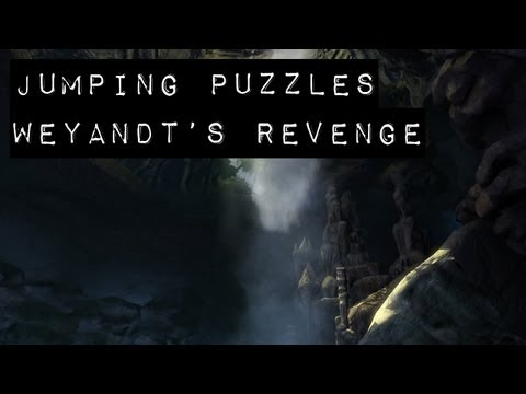 Guild Wars 2 Jumping Puzzles - Weyandt's Revenge