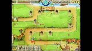 Прохождение игры башенки 1 уровень