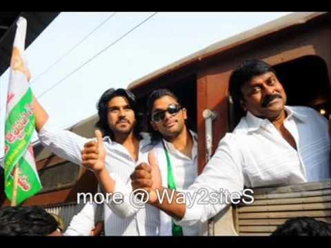 Way2sites Com Telugu Hero Chiru Rare Family Photos