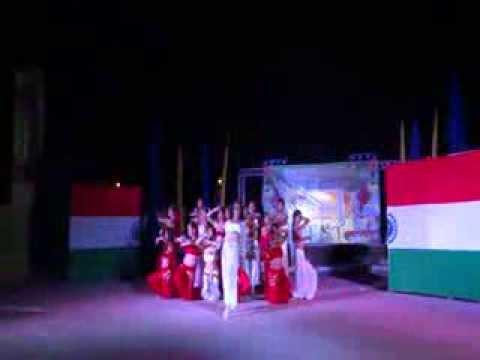 NCC HATS Indian dance