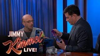 Chris Elliott Moves from Letterman to Kimmel