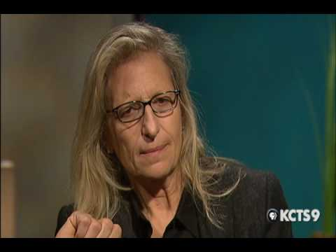 Annie Leibovitz | CONVERSATIONS AT KCTS 9