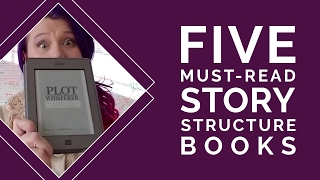 Five Must-Read Story Structure Books