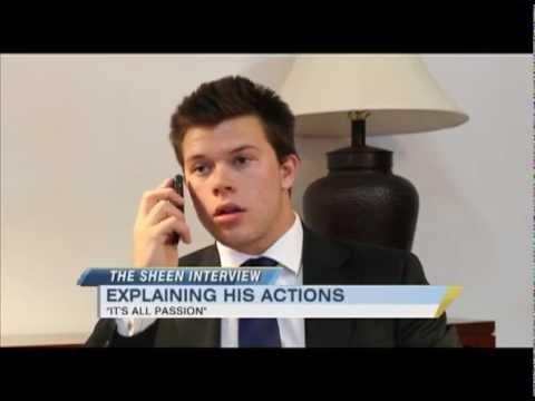 Charlie Sheen Interview Parody