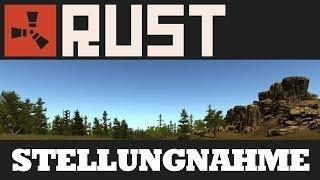 STELLUNGNAHME zum RustLP und den Kommentaren