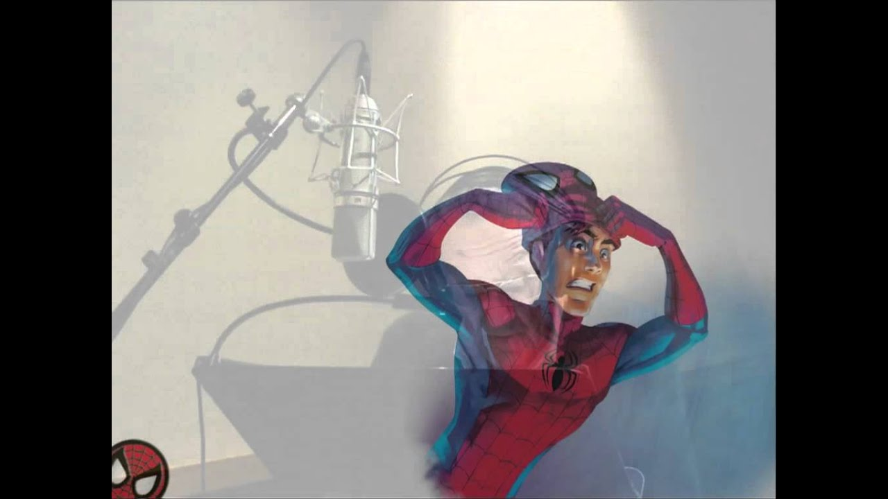 The Amazing Spider Man An Origin Story Read By Stan Lee