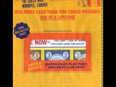 Guess Who - Lost and Found Town